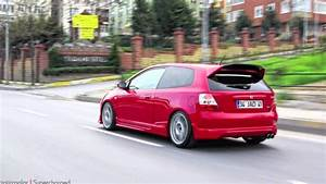 Honda Civic Type R Ep3 : honda civic type r ep3 youtube ~ Jslefanu.com Haus und Dekorationen