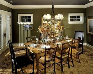 how to use green to create a fabulous dining room With green dining room color ideas