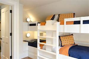 charleston modern bunk beds bedroom traditional with