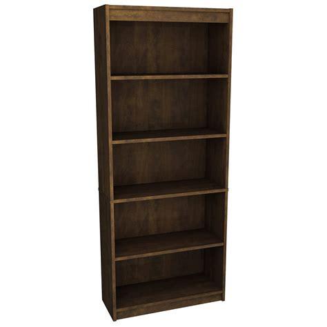 bookcases at walmart bestar prestige modular 5 shelf bookcase walmart