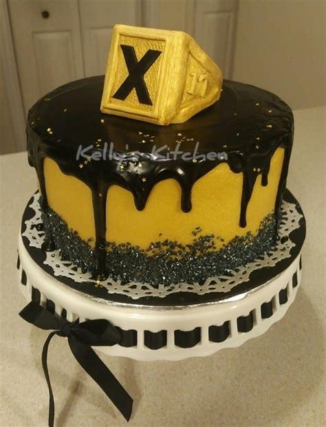 st fx grad ring ceremony cake cakecentralcom