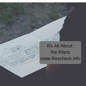 Rescheck Plans  Manual J Heat Loss Plans  Manual S