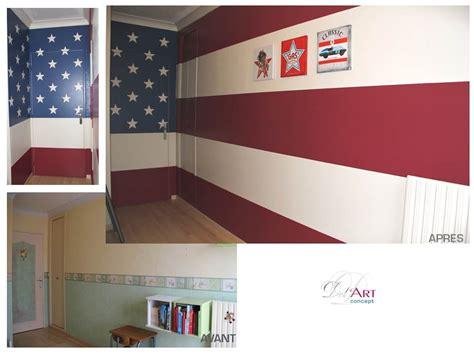 deco chambre etats unis déco chambre drapeau americain exemples d 39 aménagements