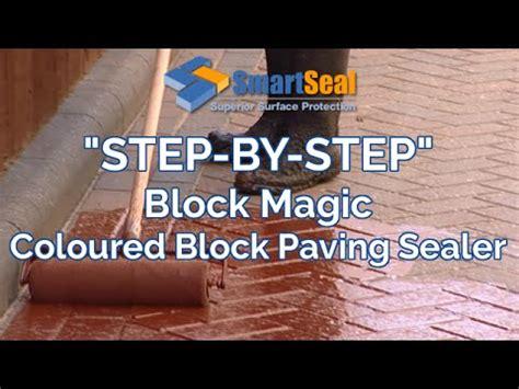 block magic transform  block paving driveways