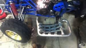 Warrior 350 Broken Timing Chain Slider Mount