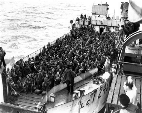 D Day Boats by Historical Photos Ww2 D Day Landings Boat