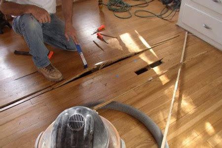 Flooring Repairs   Trevino Flooring