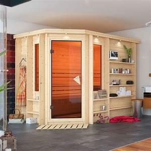Gebrauchte Sauna Kaufen : karibu saunen g nstig online kaufen bei gamoni karibu premium sauna riona ~ Whattoseeinmadrid.com Haus und Dekorationen