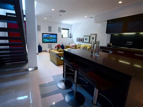 Add Style To Your Finished Basement  Home Remodeling