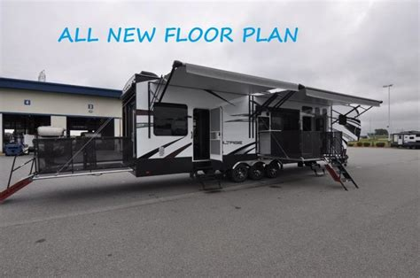 all new 2016 voltage v4150 side patio hauler by