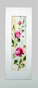 les 25 meilleures idees de la categorie rose a l39aquarelle With tapis chambre bébé avec tableaux peinture huile fleurs