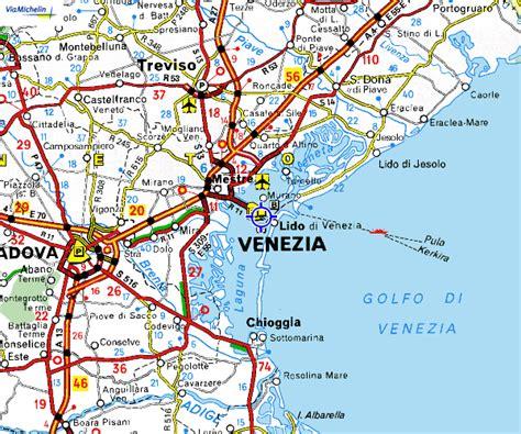 maps  venice