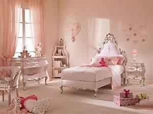 Enfant Lit Fille : lit princesse ~ Teatrodelosmanantiales.com Idées de Décoration