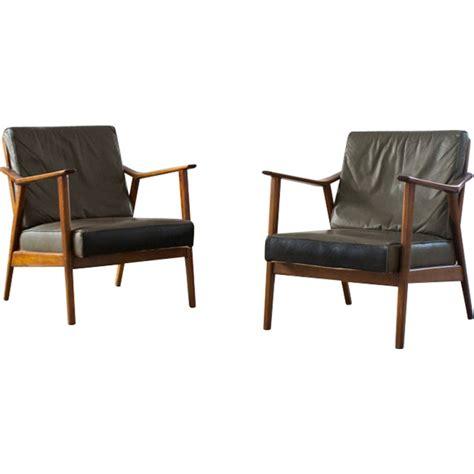 fauteuil de bureau cuir vintage fauteuil en cuir vintage maison design wiblia com