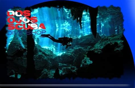 Cenotes Cavern and Cave Diving, Welcome to DOS OJOS SCUBA ...
