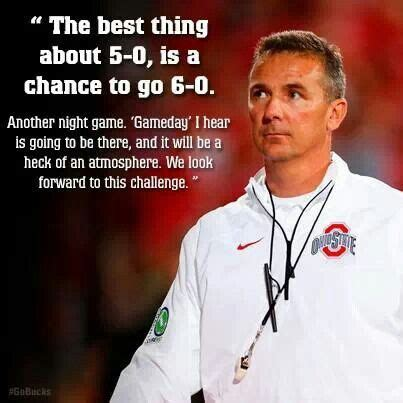 Urban Meyer Memes - let s go buckeyes ohio state pinterest lets go and buckeyes