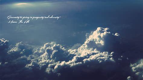 imam hasan hasan ibn ali islam imam quote clouds sky