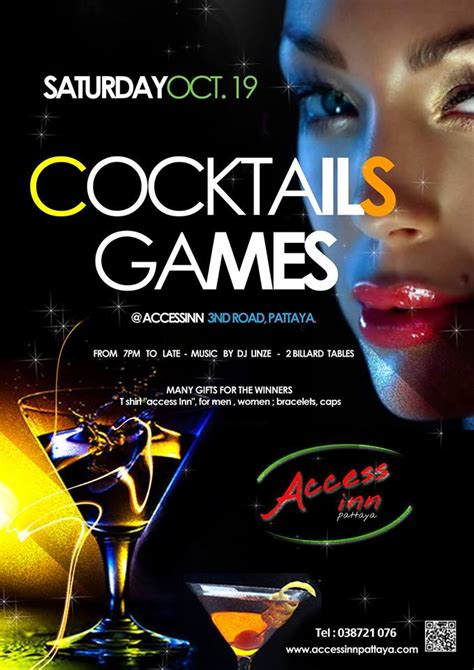 Cocktail Game — Rezepte Suchen