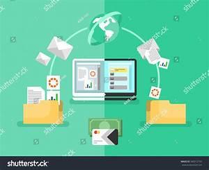 electronic document management data digital file system With digital documents management