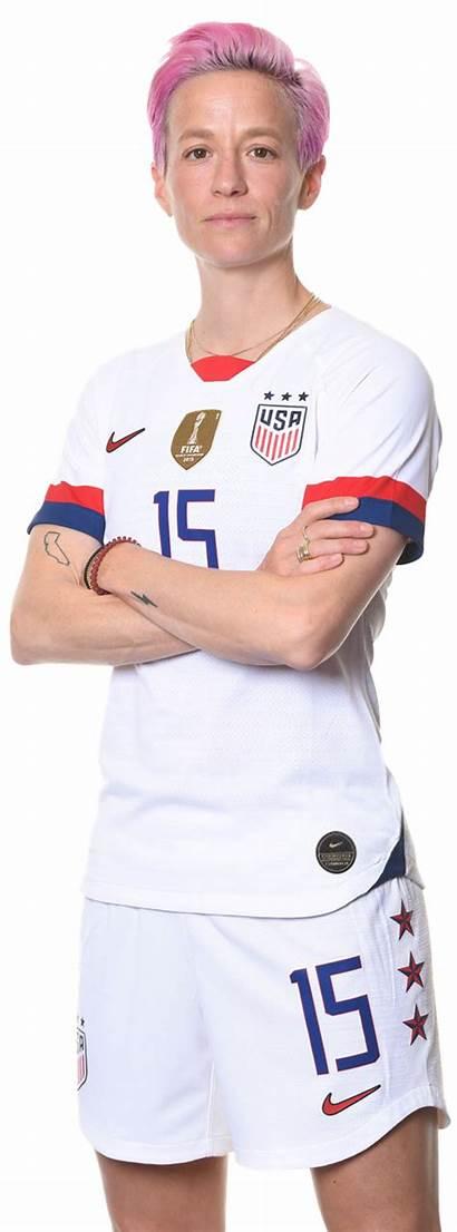 Megan Rapinoe Render Footyrenders Usa
