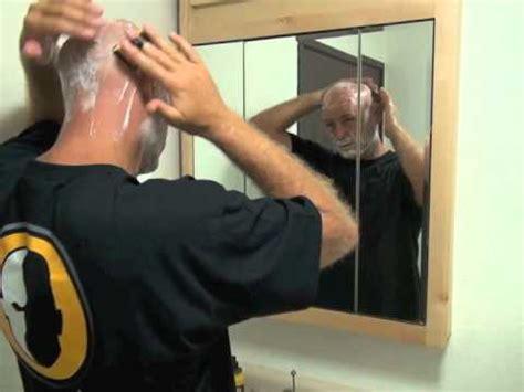 shave head headblade atx youtube