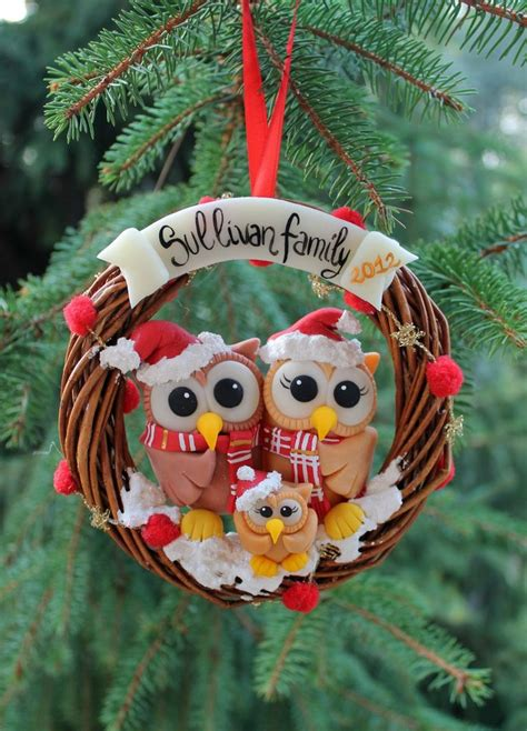 153 best images about owl christmas decoration on