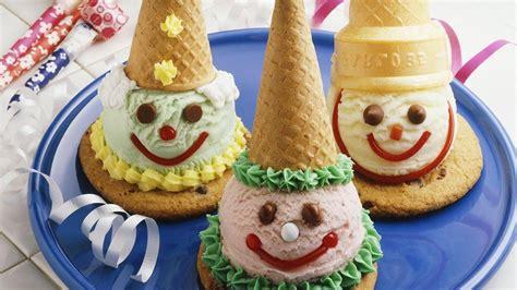 cookie  cone birthday clowns recipe lifemadedeliciousca