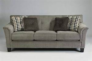 object moved With ashley futon sofa bed