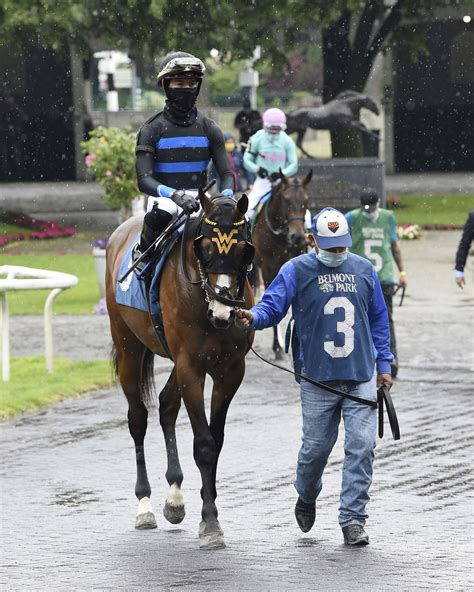 It's Fauci by a length; horse named for doctor wins 1st ...