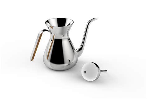 kettle drip chemex electric behance