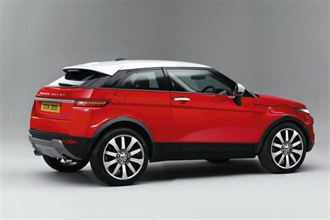 range rovers mini evoque auto express
