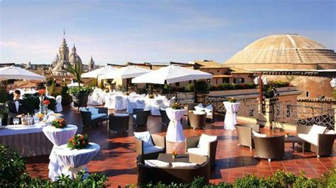 terrazza hotel minerva roma minerva roof garden rooftop bar in rome the rooftop guide