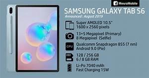 Samsung Galaxy Tab S6 Price In Malaysia Rm3099