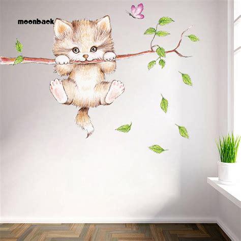 wallpaper gambar kucing imut kartun