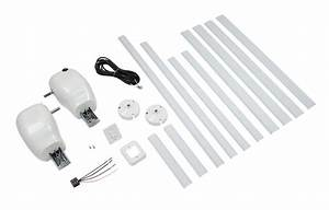 Solera Manual Pull Style To Power Awning Conversion Kit
