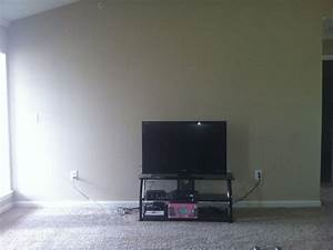 Need suggestions for decorating this wall and around tv stand