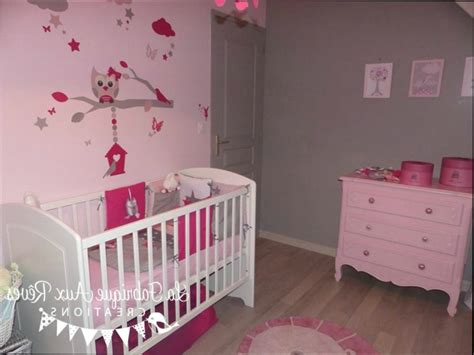déco chambre bébé fille et gris revger com idee deco chambre bebe fille et gris