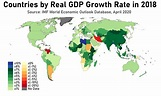 List of countries by real GDP growth rate - Wikipedia