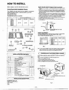 Conia Air Conditioner Manual Ca24003