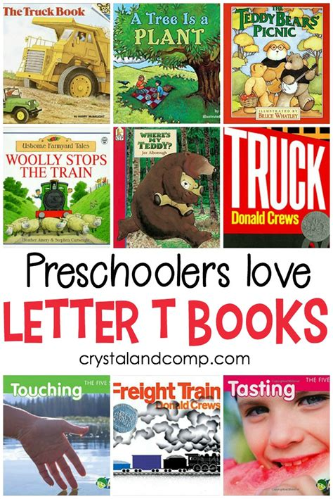 20 letter t books preschoolers crystalandcomp 679   letter t books