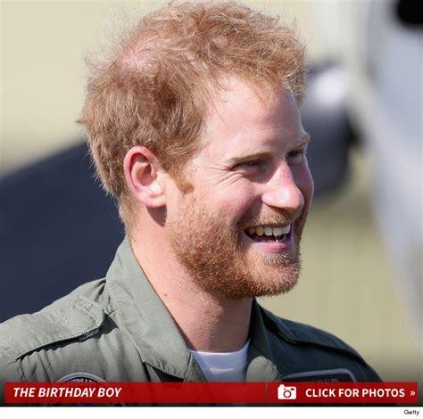 Harry Prince William Bald