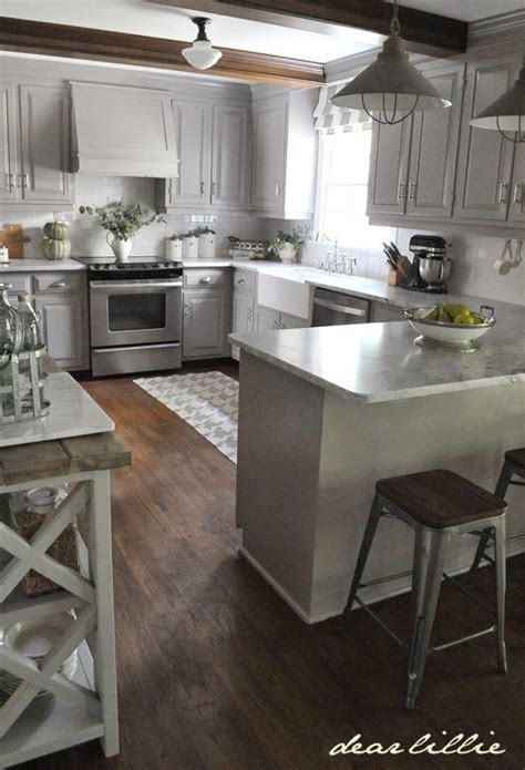 images of kitchen cabinets with hardware best 25 grey kitchen curtains ideas on 8976