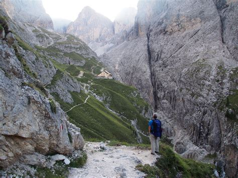 south tyrol  final days hiking   dolomites