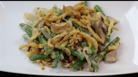 green bean casserole thanksgiving green bean casserole