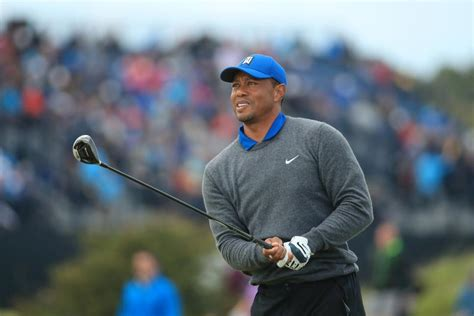 British Open 2019: A hurting Tiger Woods struggles from ...
