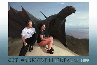 Hbo Thrones Realm Survive Rushmore Mount Sbth
