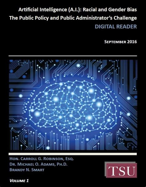 artificial intelligence a i race and gender bias the