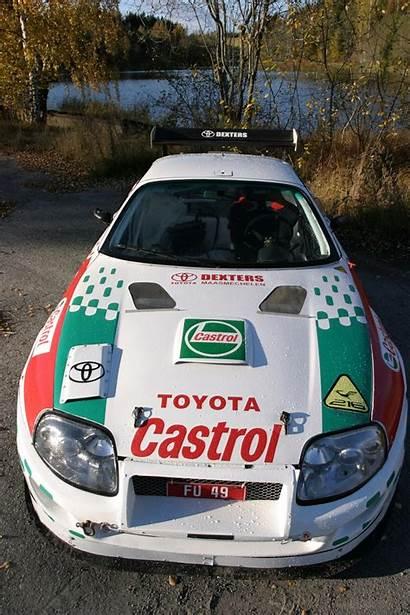 Toyota Supra 1998 Trd