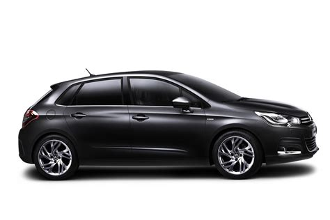 Citroen C4 by New Citro 235 N C4 Breaks Cover Official Pictures Of
