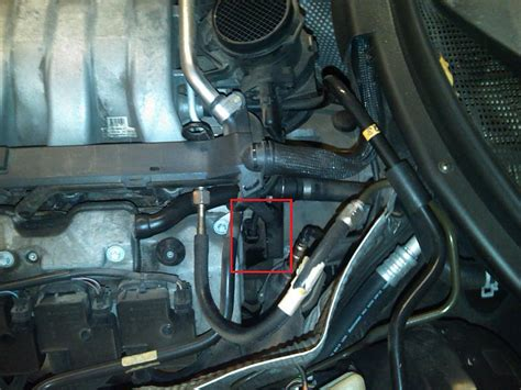 slk crankshaft sensor  mercedes benz forum